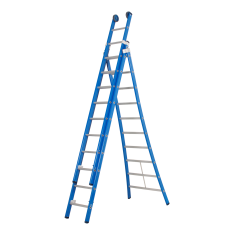 Atlas Blue 3x10 - professionele ladder